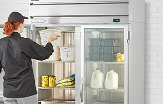 Beverage-Air Reach-In Refrigerators
