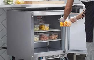 Beverage-Air Undercounter Refrigerators