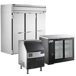 Refrigerators, Freezers, & Coolers
