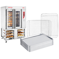 Baking & Cooling Equipment