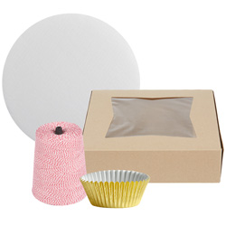 Disposable Bakery Supplies & Packaging