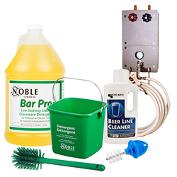Cleaning & Sanitizing Equipment