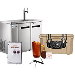 Keg Tapping, Dispensing, & Serving