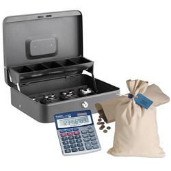 Money Handling Supplies