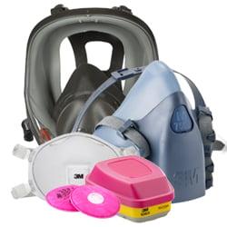 Reusable Respirators & Parts