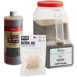 Sausage Seasonings & Ingredients