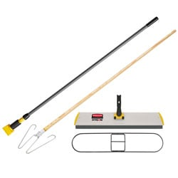 Mop Handles, Frames, and Accessories