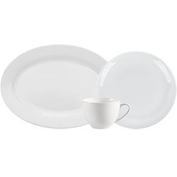 CAC Majesty European Bone China Dinnerware